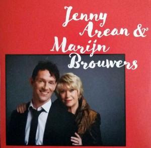 Jenny Arean en Marijn Brouwers cd
